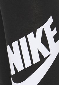 Nike Sportswear - FUTURA - Leggings - black/white - 4