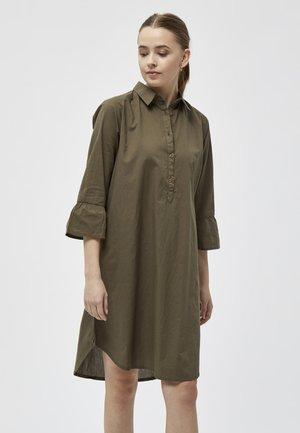 RAMIS  - Shirt dress - tarmac