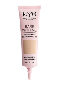 Nyx Professional Makeup - BARE WITH ME TINTED SKIN VEIL - Foundation - 2 vanilla nude - 1