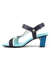 United Nude - AURA - High heeled sandals - blue beat - 5