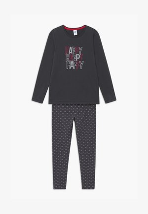 TEENS LONG - Pyjama set - moon grey