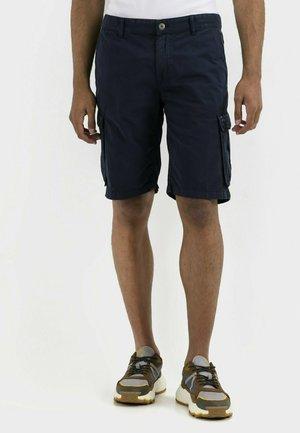 REGULAR FIT - Shorts - dark blue