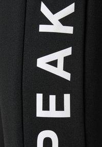 Peak Performance - RIDER ZIP JACKET - Fleece jacket - black - 2