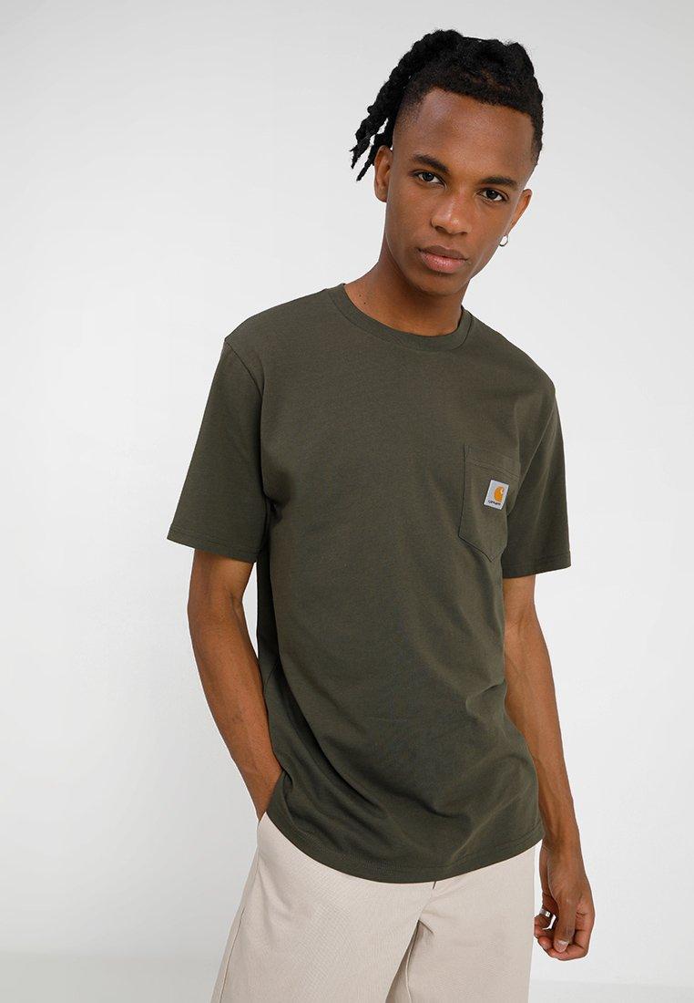 Carhartt WIP - POCKET - T-shirt basique - cypress