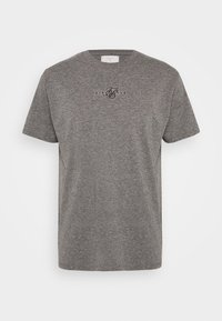 SIKSILK - SQUARE HEM TEE - Basic T-shirt - grey