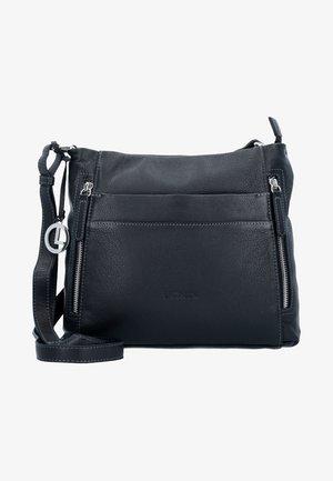 SABRINA - Across body bag - black
