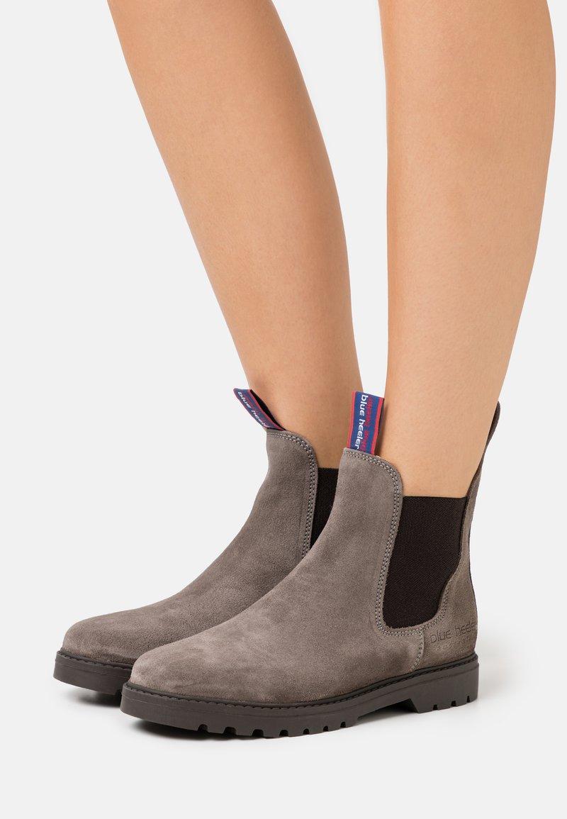 Blue Heeler - FRASER - Classic ankle boots - elefant
