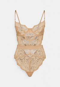 Ann Summers - BIRTHDAY SUIT HOLD ME TIGHT - Body - nude - 0