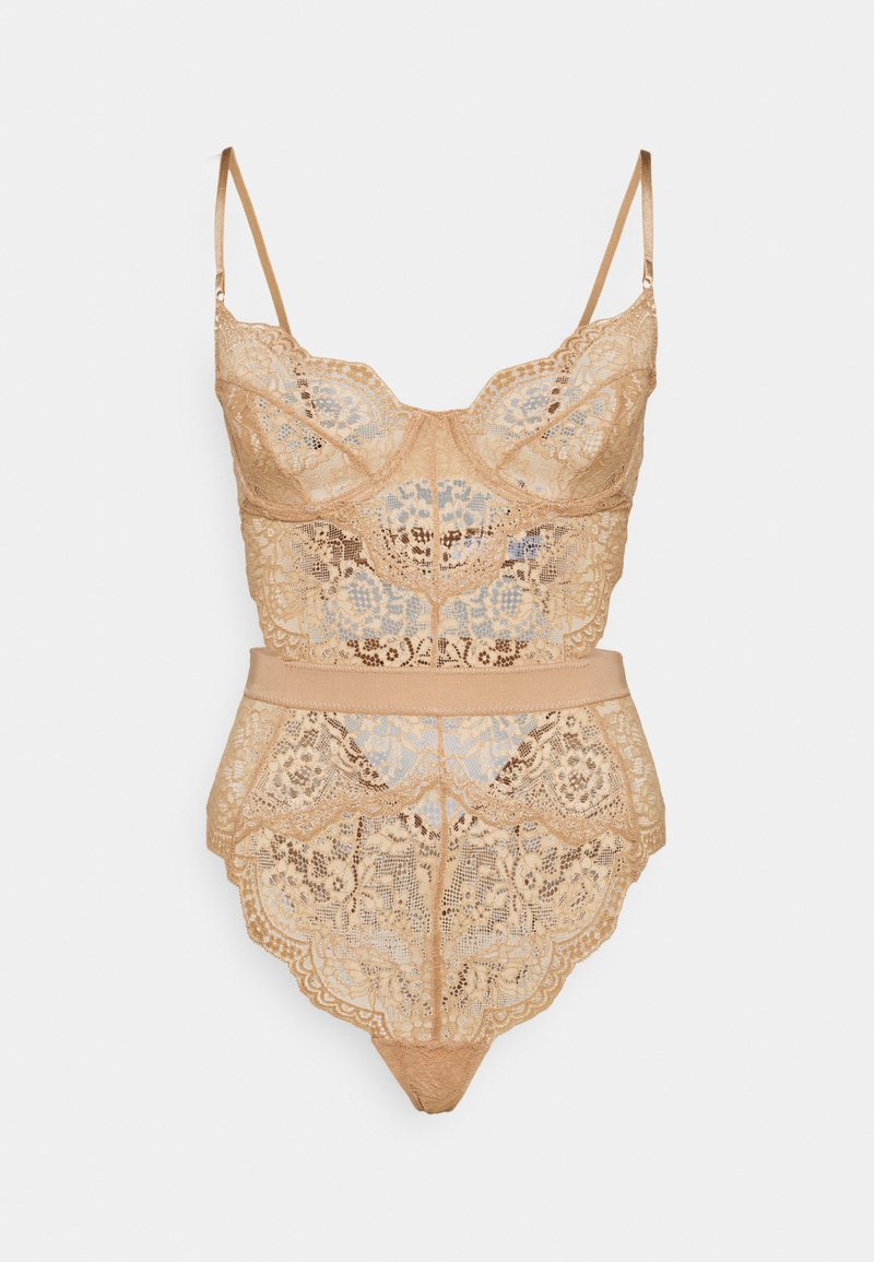 Ann Summers - BIRTHDAY SUIT HOLD ME TIGHT - Body - nude