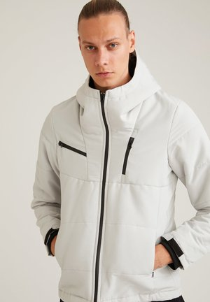 Winter jacket - grey