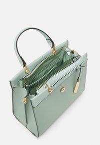 ALDO - AMALL - Handbag - light green - 2