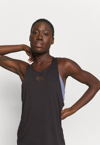 Everlast - TANK NACRE - Top - black - 3