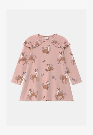 MINI DEER - Langærmede T-shirts - dusty pink