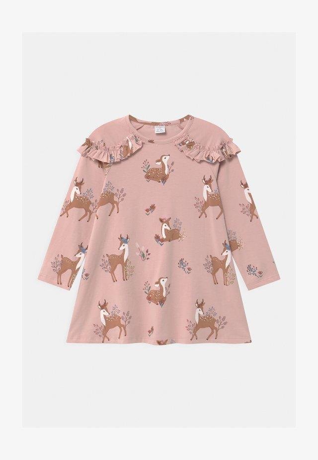 MINI DEER - Maglietta a manica lunga - dusty pink