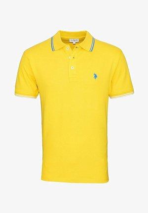 BARNEY - Polo shirt - gelb