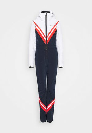 SHANNON SKI JUMPSUIT - Snow pants - navy