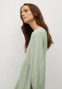 Mango - Day dress - pastellgrün - 3