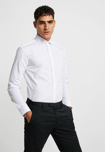 SOLID COLOUR - Camicia elegante - white knight