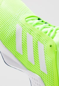 adidas Performance - ADIZERO CLUB - Multicourt tennis shoes - sigal green/footwear white/tech indigo - 5