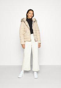 ONLY - Winter jacket - humus/melange - 1