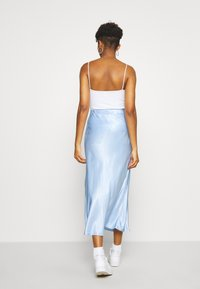The East Order - VICTORIA SKIRT - Pencil skirt - periwinkle - 2