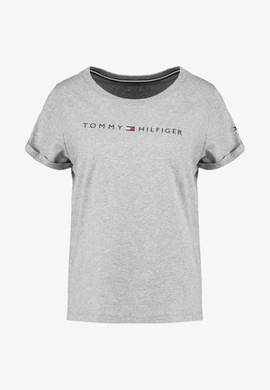 ORIGINAL TEE LOGO - Pyjama top - grey heather