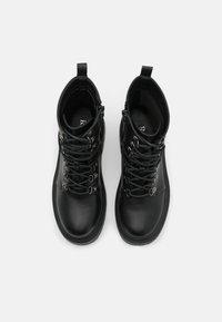 RAID - JACKSON - Lace-up ankle boots - black - 5