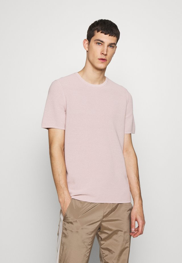 TOLEDO  - Basic T-shirt - pink mist