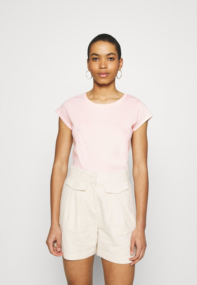 FAVORITE TEASY - Basic T-shirt - light pink