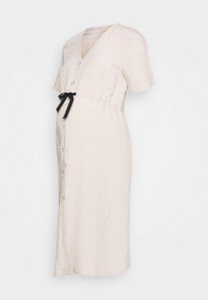 DRESS BLEND - Vestido camisero - birch