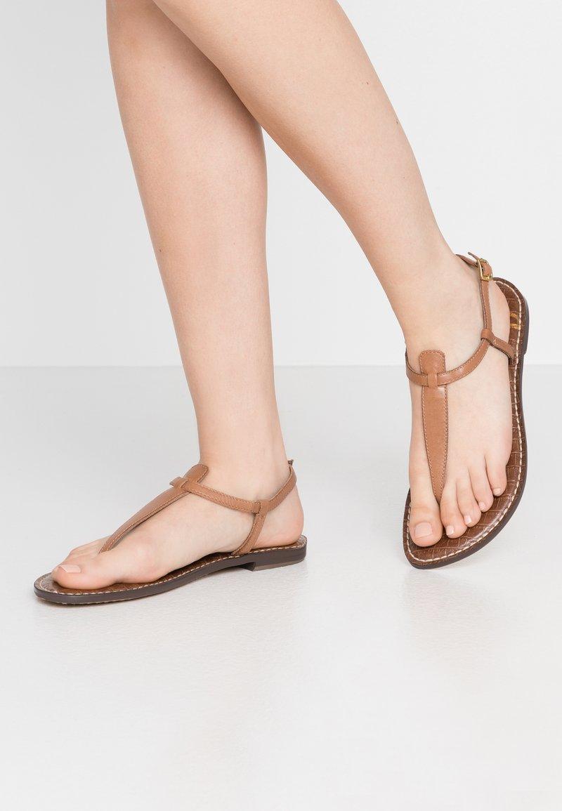 Sam Edelman - GIGI - Sandalias de dedo - saddle