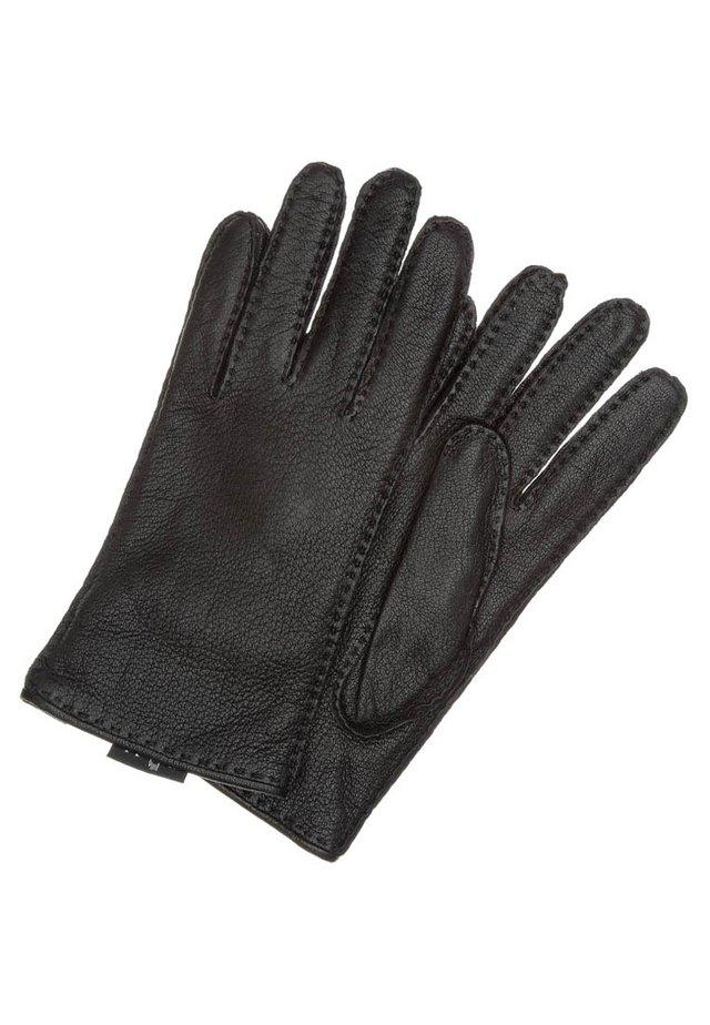 Gloves - mocca