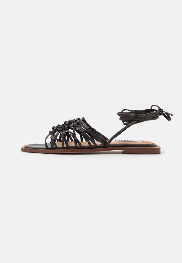 SILAS - Sandaler - black