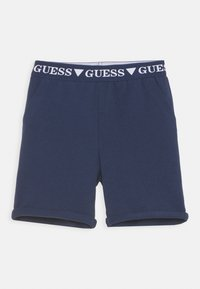 Guess - VEST PANTS SET - Vesta - bleu/deck blue - 2