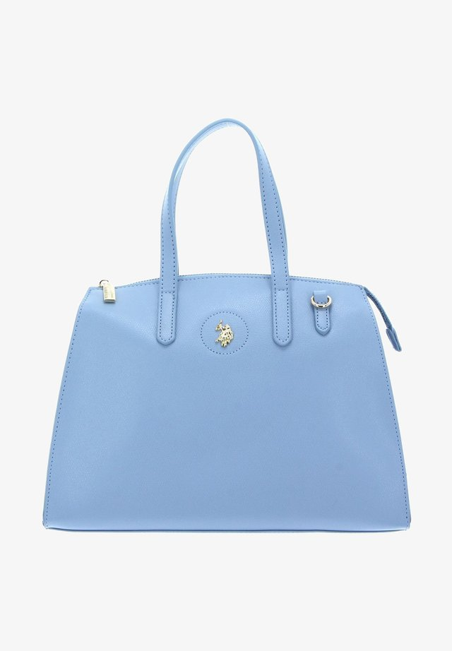JONES - Handbag - light blue