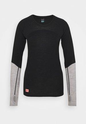 BELLA TECH - Undershirt - black