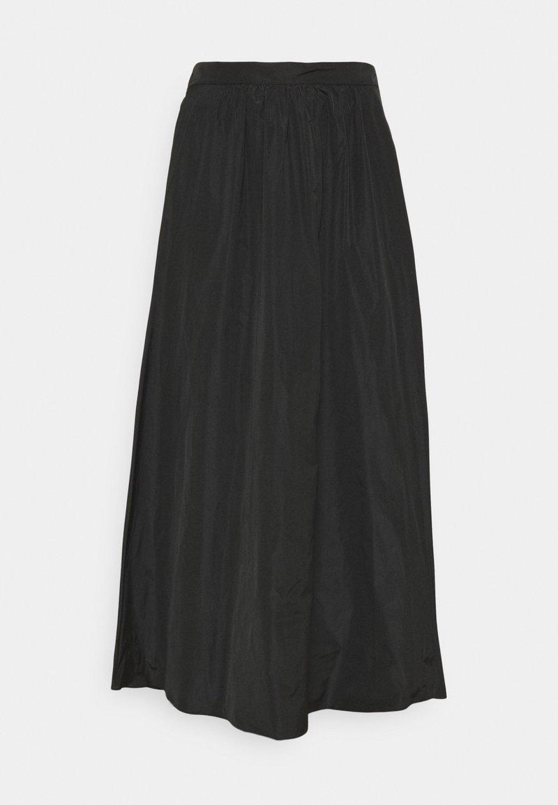 Persona by Marina Rinaldi - CUORE - Maxi skirt - black