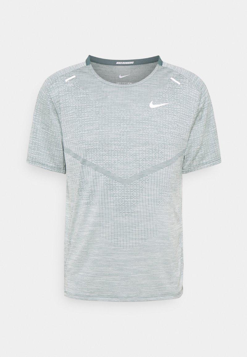 Nike Performance - TECHKNIT ULTRA  - T-shirts print - hasta/barely green