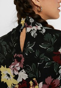 ONLY - ONLTHEA SMOCK   - Blouse - black - 5