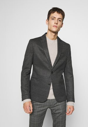 HURLEY - Blazer jacket - anthra