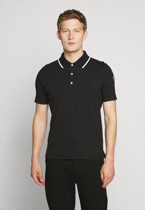 CHARLES - Koszulka polo - noir