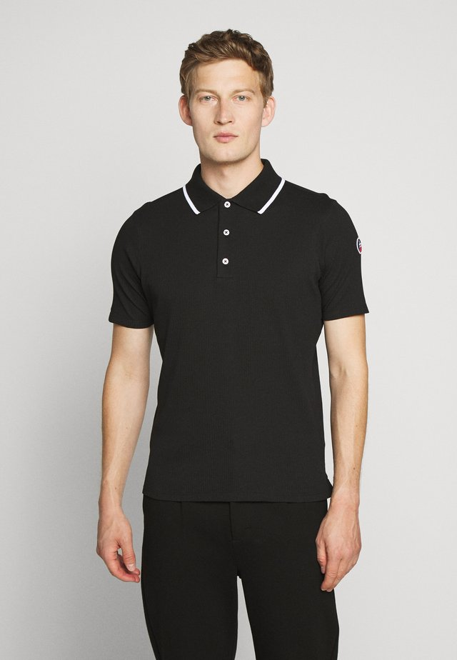CHARLES - Polo shirt - noir