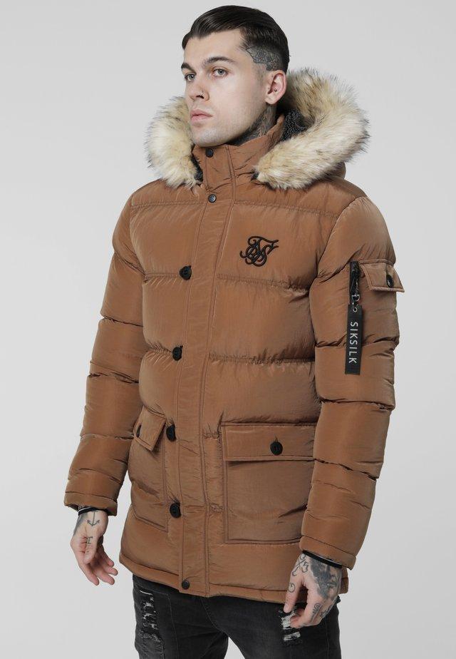 PUFF - Abrigo de invierno - rust