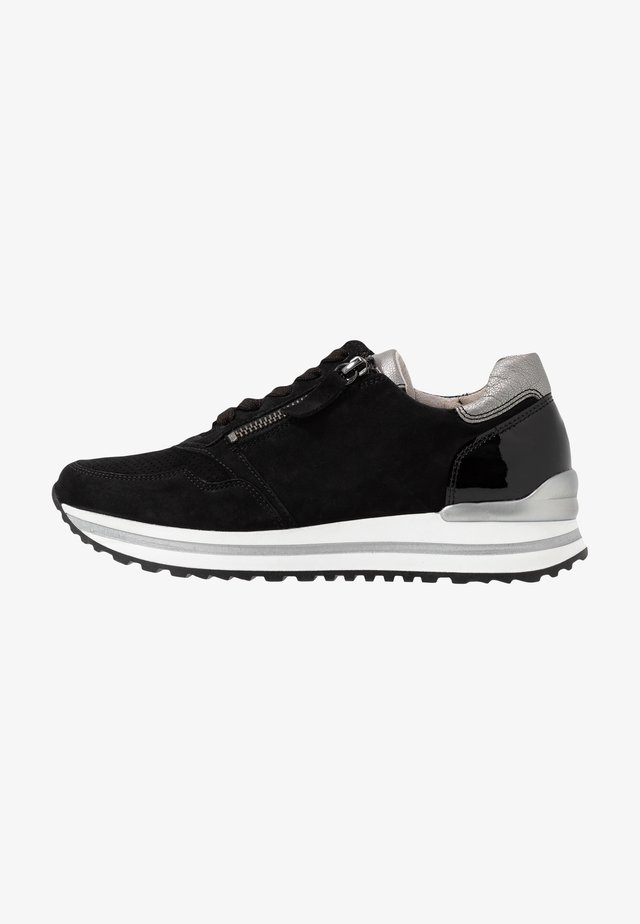 Sneaker low - schwarz/grey