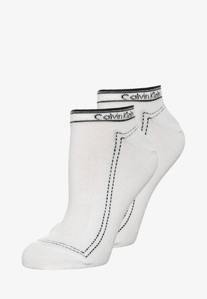 2 PACK - Chaussettes - white