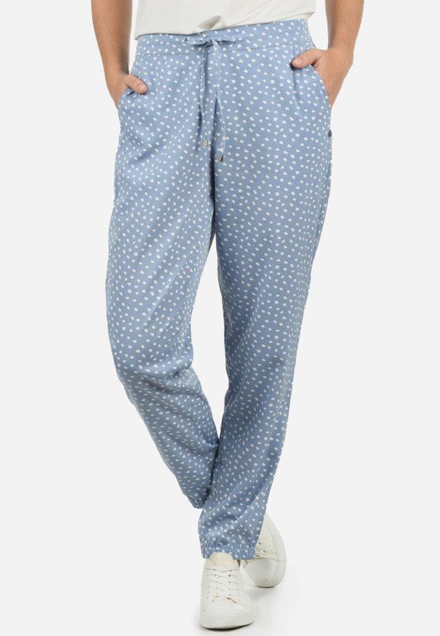 AMERIKA - Trousers - light blue
