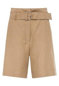 HALLHUBER - Shorts - camel - 1