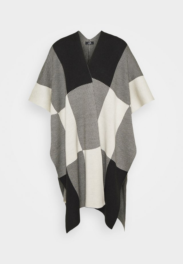 CAPE - Poncho - grey