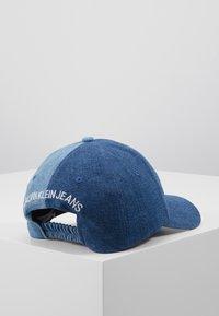 Calvin Klein Jeans - SPLIT  - Cap - blue - 3