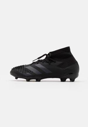 PREDATOR MUTATOR 20.1 FOOTBALL BOOTS FIRM GROUND UNISEX - Voetbalschoenen met kunststof noppen - core black/shock pink
